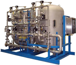 deionization systems